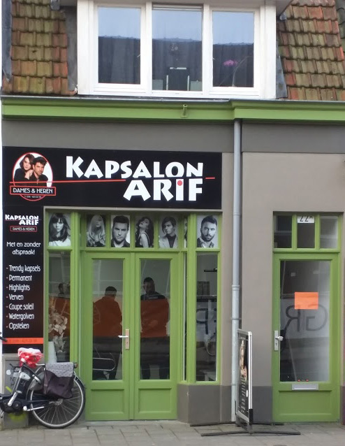 Kapsalon Arif Kapper Zwolle Centrum